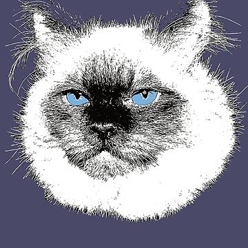 Ragdoll Cat Christmas Gift For Ragdoll Owners by DoggyStyles