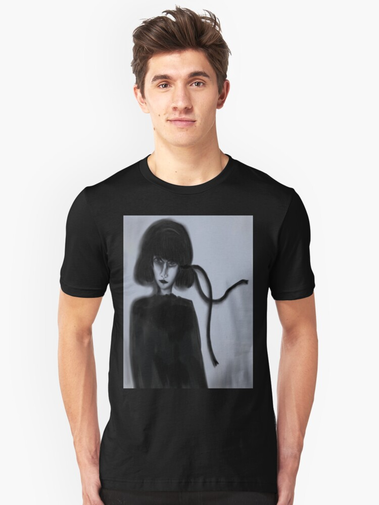 The Black Ribbon Updated Unisex T-Shirt Front