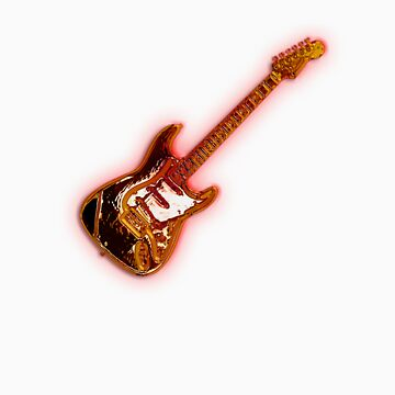 Funky Fender-Eguitar 70s Style by fuxi