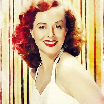 Paulette Goddard, Vintage Hollywood Legend by SerpentFilms