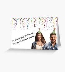 Tarjeta de felicitación Vanderpump gobierna la tarjeta, tarjetas de felicitación meme