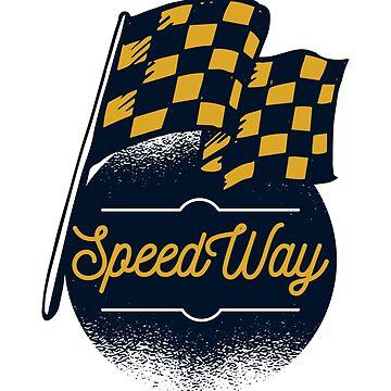 Speedway by soondoock