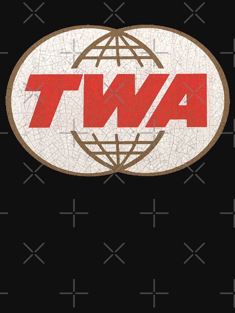 TWA Trans World Airlines USA by Retinaclimax