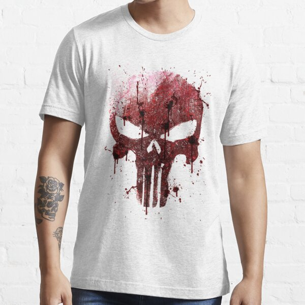 Red Skull Essential T-Shirt