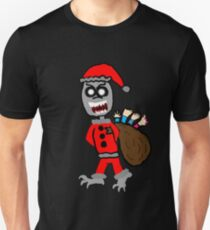 Demon Santa  T-Shirt
