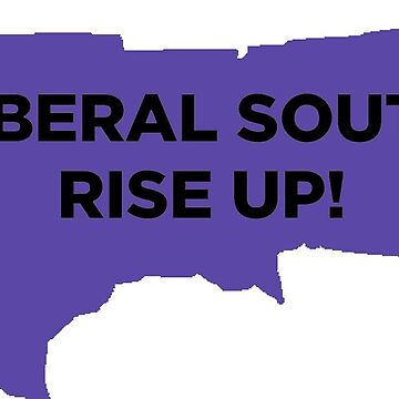 Liberal South - purple by wokesouth