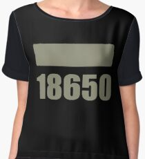 18650 Vape accu Chiffon Top