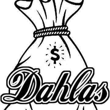 Dahlas by DahnDahlas