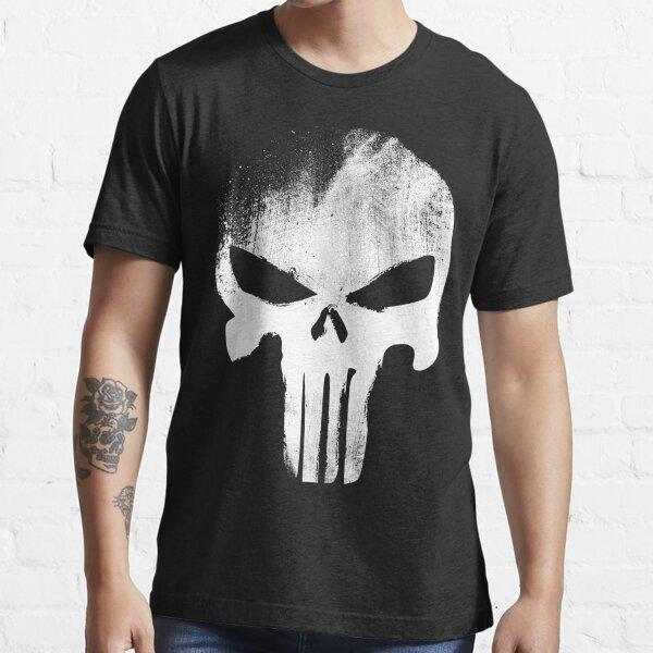 White Skull Essential T-Shirt