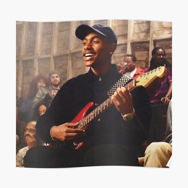 Steve Lacy Poster