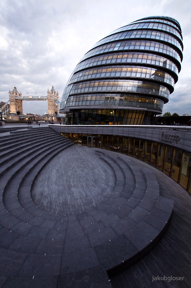 London City Hall by jakubgloser