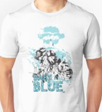Breaking Bad - Baby Blue! Slim Fit T-Shirt