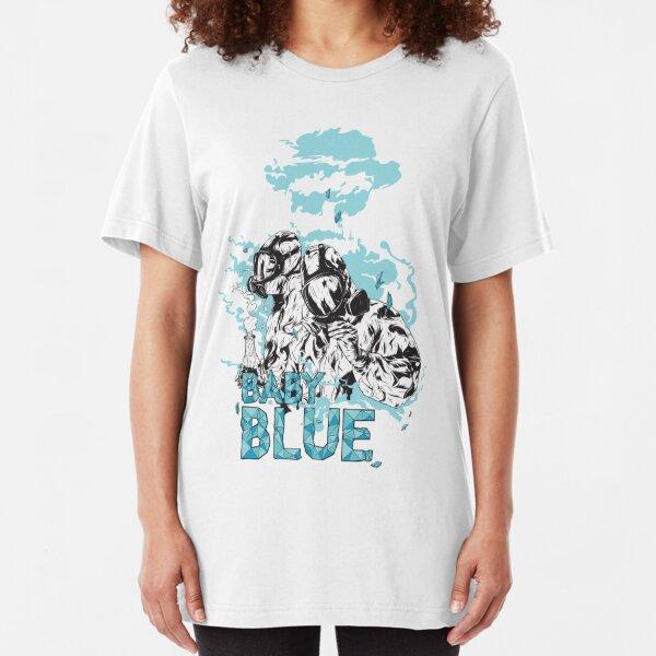 Breaking Bad - Baby Blue! Slim Fit T-Shirt