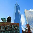 """""""Welcome to WTC"""" by elombowmanart"""