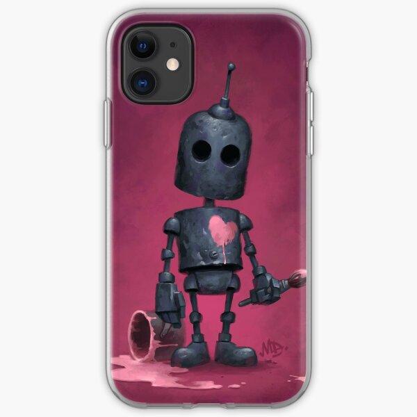 L'artiste Coque souple iPhone
