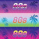 Vaporwave 80s by creepyjoe