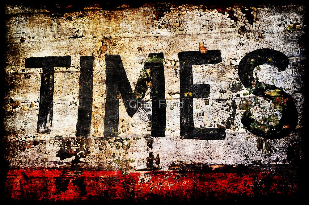 Gone with the Times by Chip  Ford