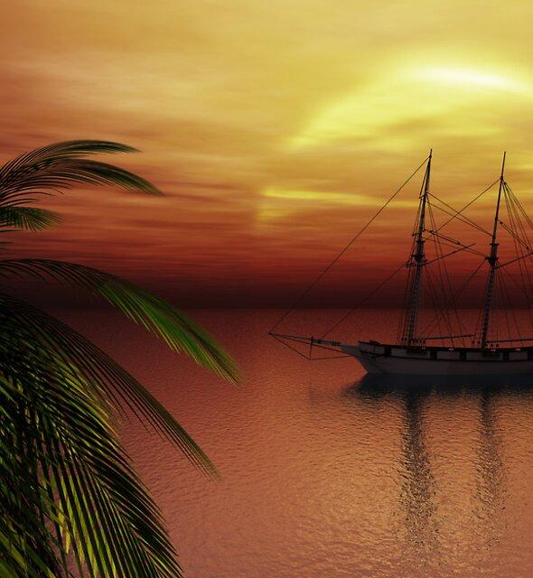 Island Explorer by Ostar-Digital