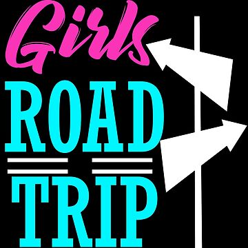 Girls Road Trip Vacation Bachelorette Party Gift by kh123856