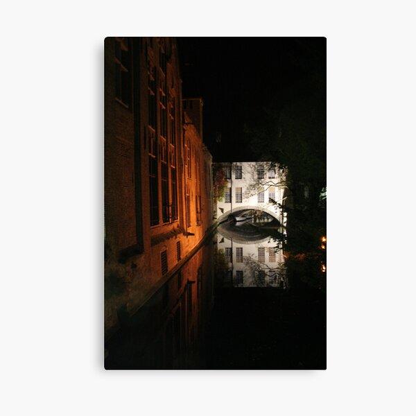Brugge (Belgium) Canvas Print