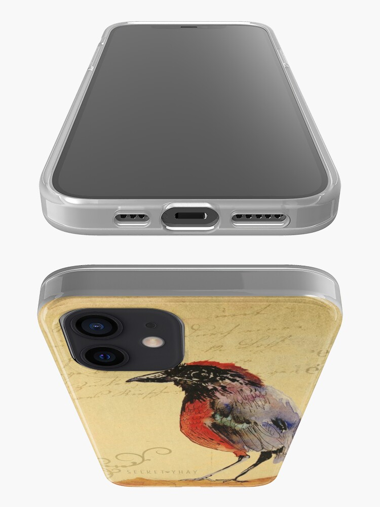 Alternate view of Bird iPhone Case & Cover
