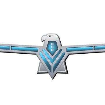 Thunderbird Emblem by azoid