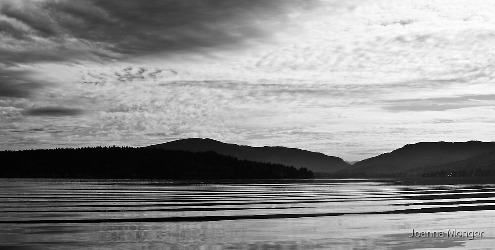 Lake Sammamish by Joanna Monger