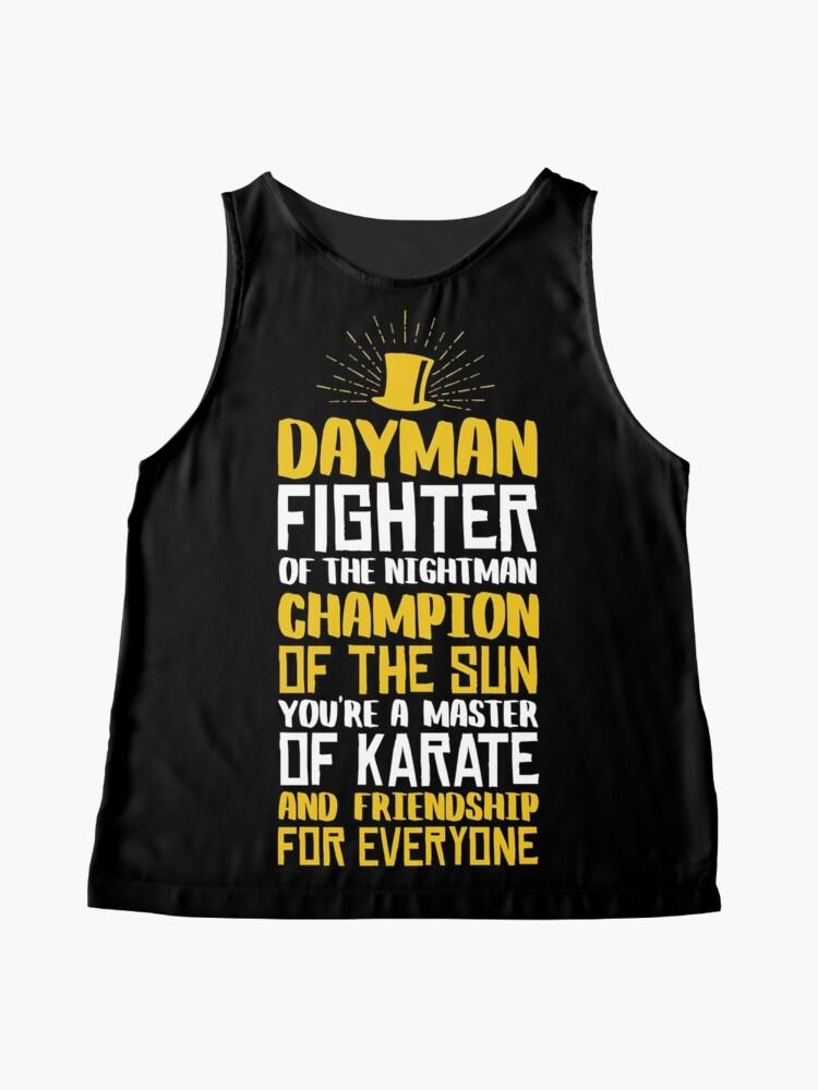 Alternative Ansicht von DAYMAN! Champion der Sonne! Ärmelloses Top