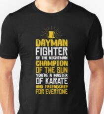 DAYMAN! Champion of the Sun! Unisex T-Shirt