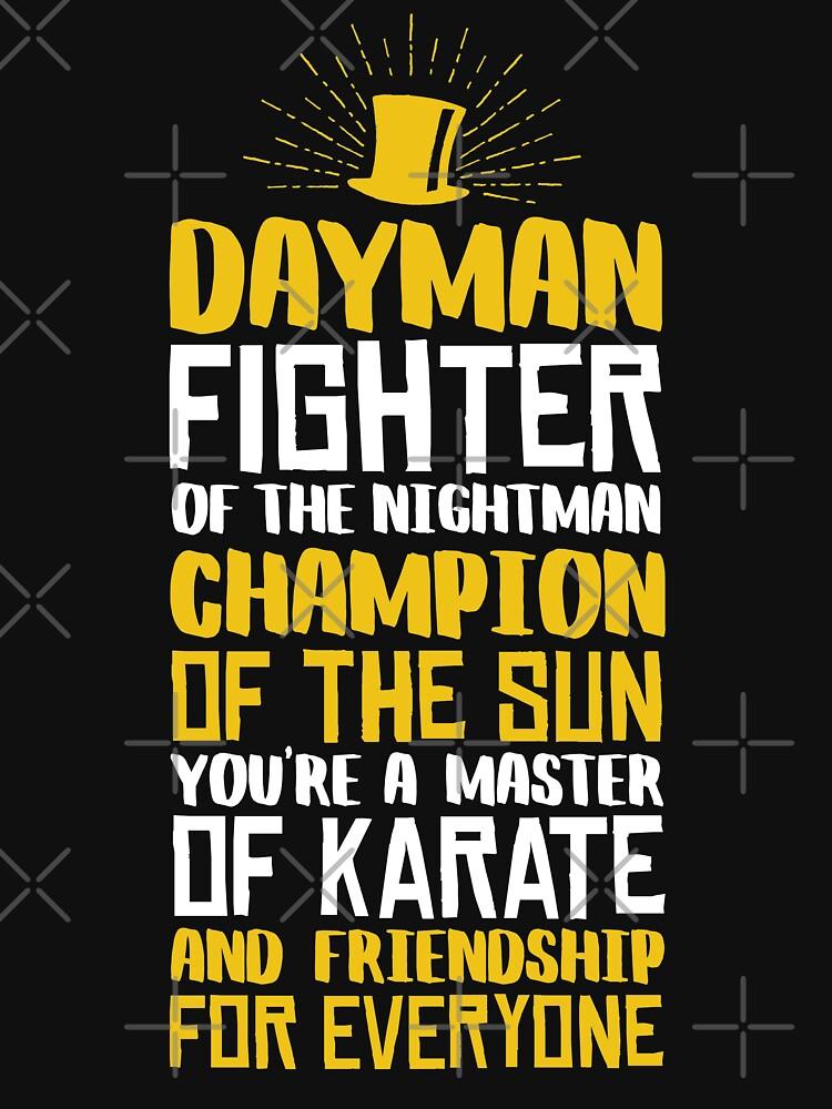 DAYMAN! Champion der Sonne! von J31Designs