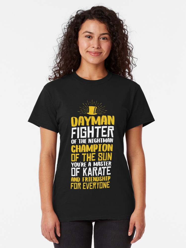 Alternative Ansicht von DAYMAN! Champion der Sonne! Classic T-Shirt