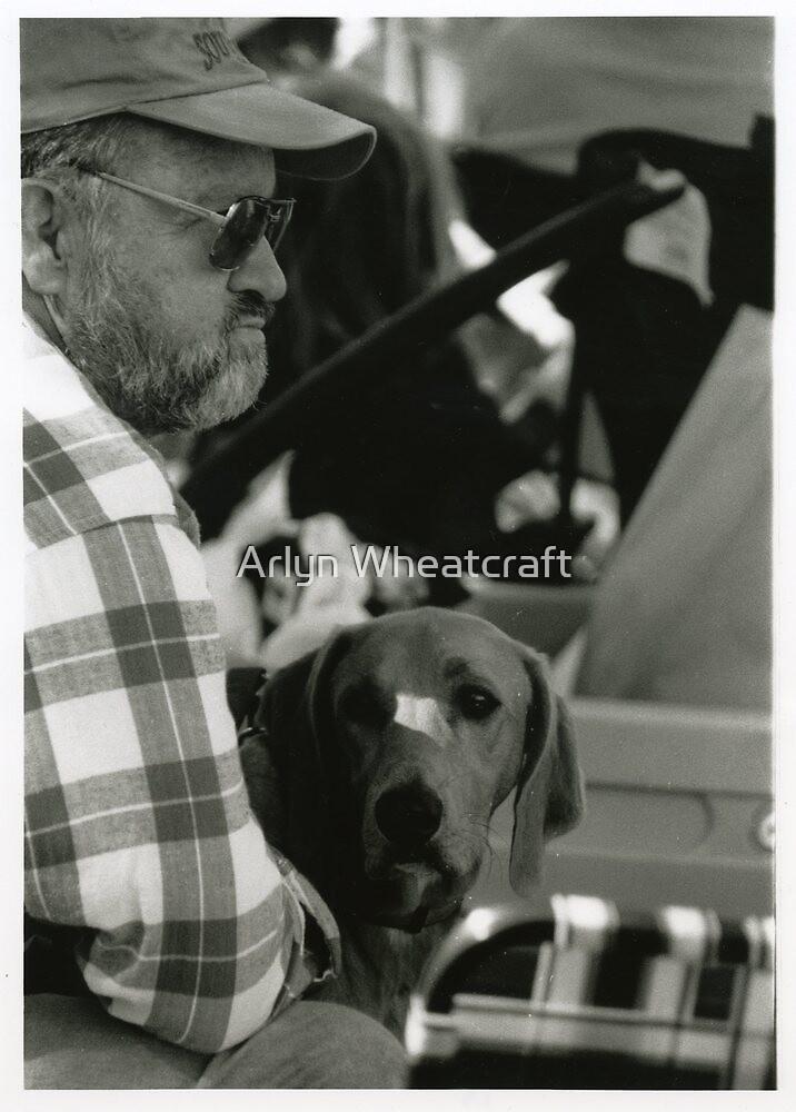 Man's Best Friend by Arlyn Wheatcraft
