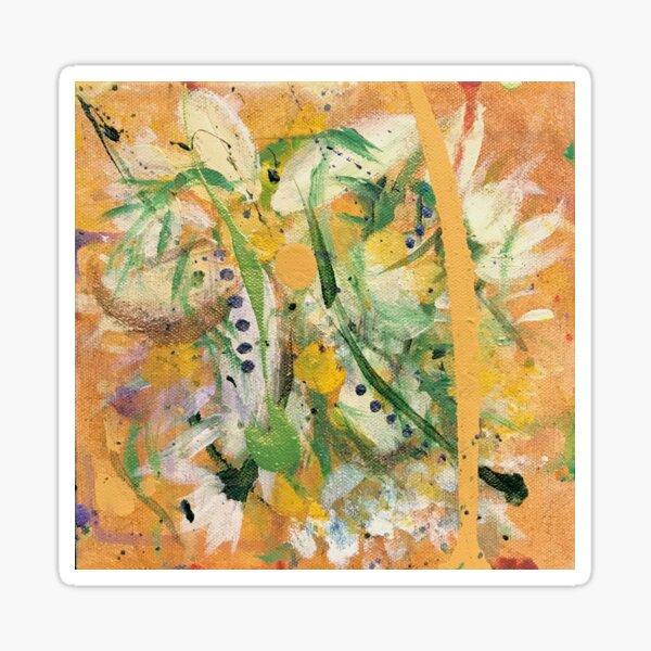 Matricaria chamomilla Sticker