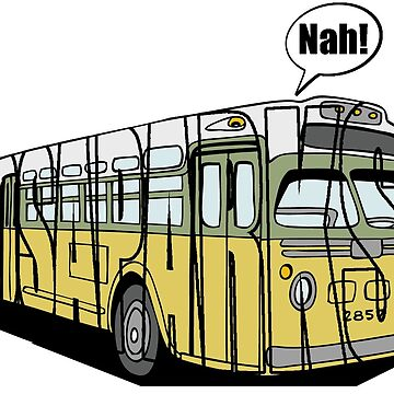 Nah - Rosa Parks by acond3