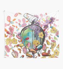 Future & Juice Wrld - WRLDONDRUGS  Wall Tapestry