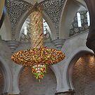 CHANDELIER IN JUMEIRAH MOSQUE,DUBAI by JAYMILO
