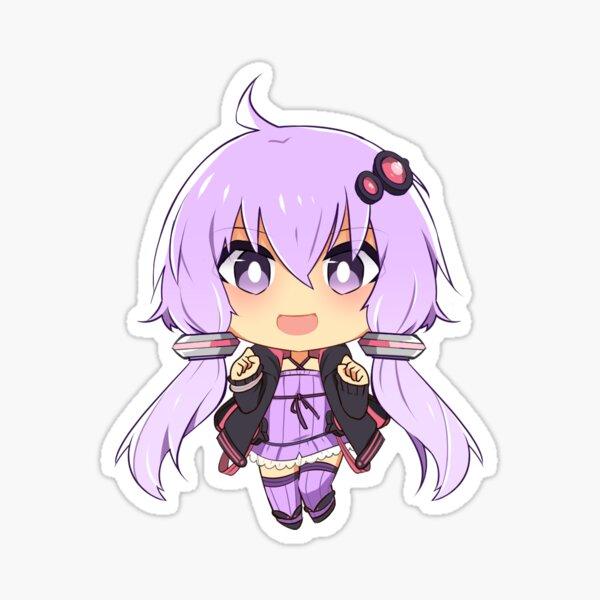 Vocaloid Yukari Sticker