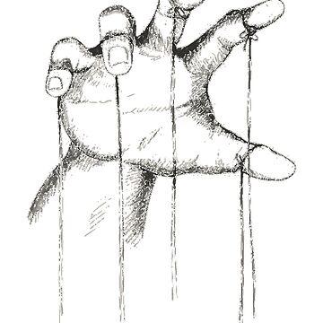 Puppet Master Hand by realmatdesign