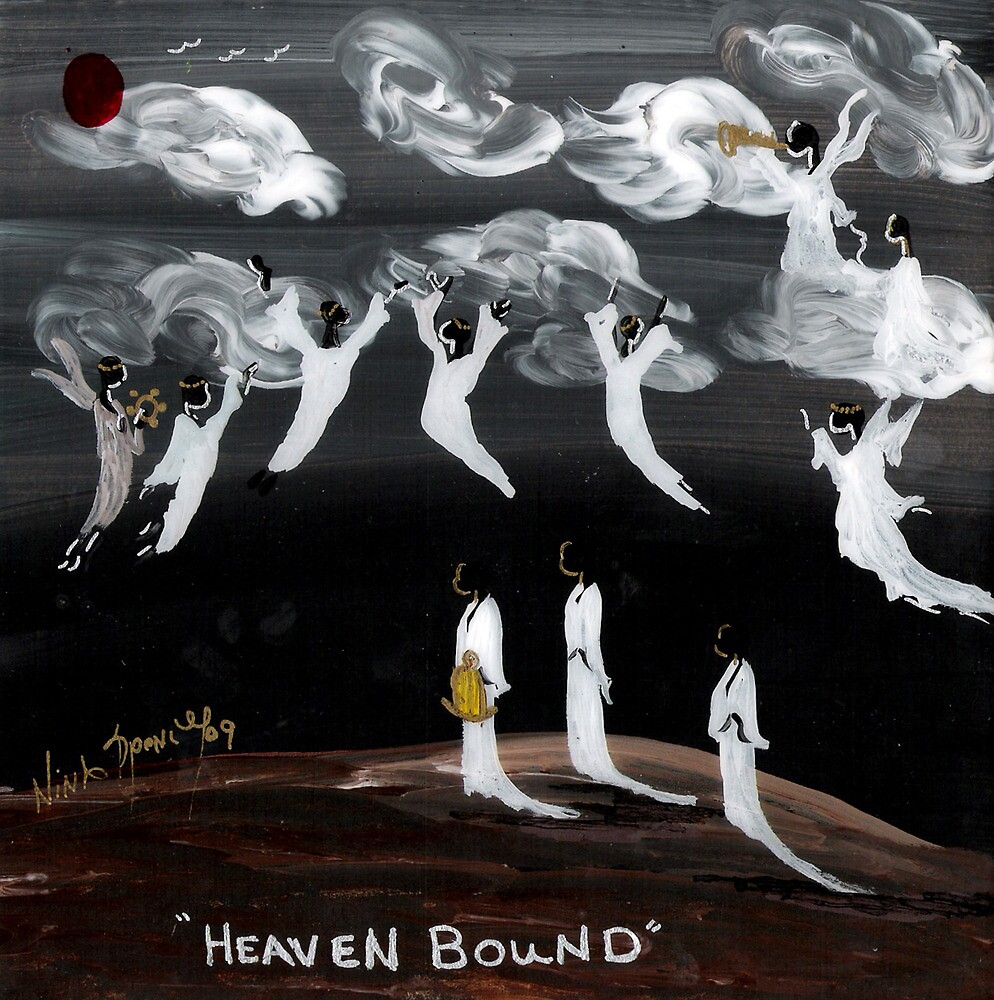 Heaven Bound by ninaspencer