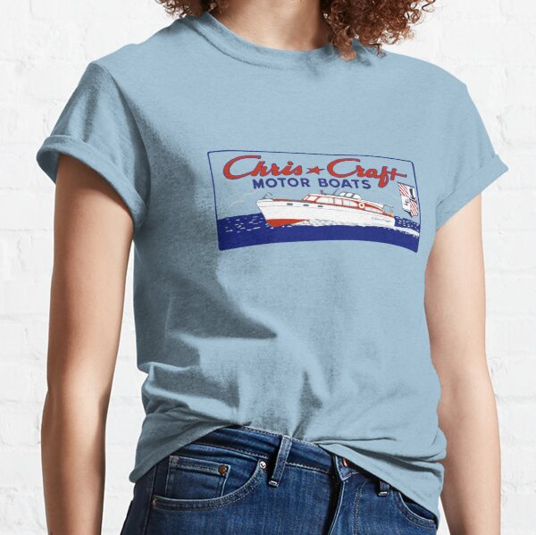 CHRIS CRAFT Classic T-Shirt