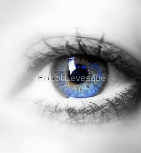 Blue Eye by down23