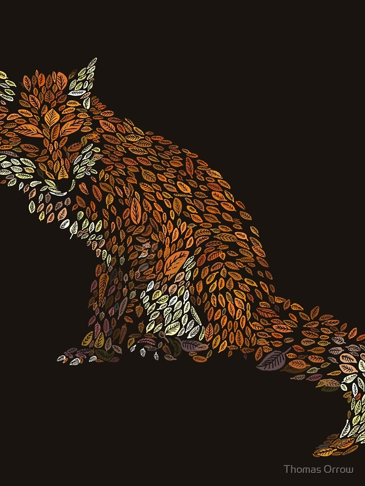 The Fox Leaves at Midnight by Bryceworld