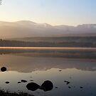 Loch Morlich - Morning light by citrineblue