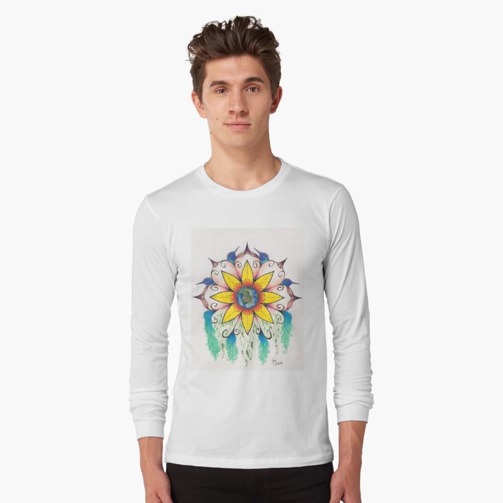 Symphony of Summer Long Sleeve T-Shirt