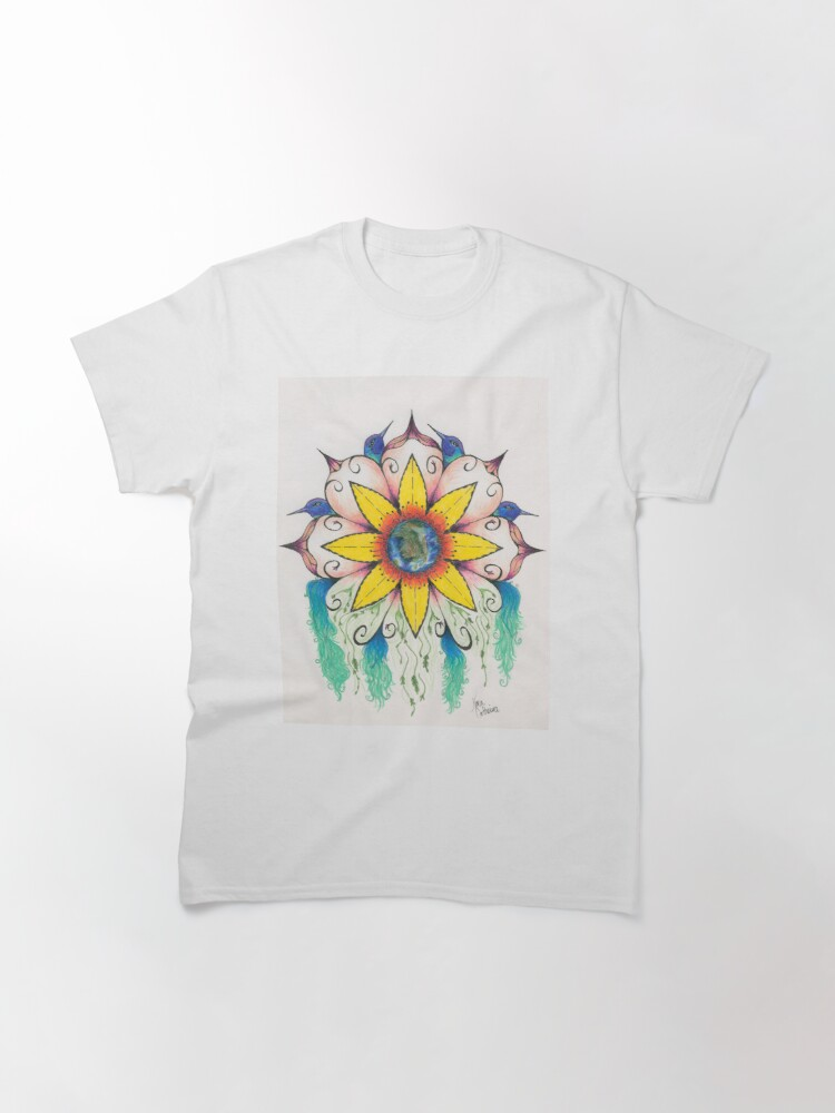 Alternate view of Symphony of Summer Classic T-Shirt