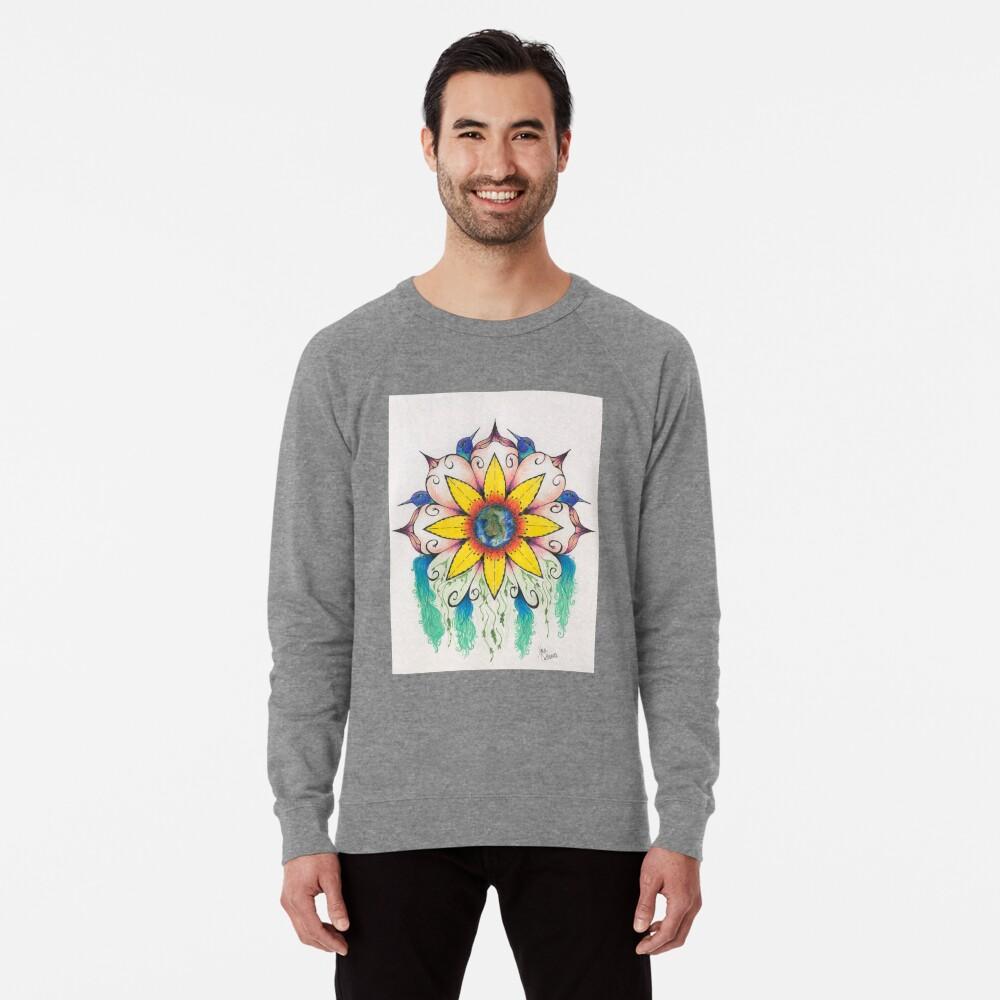 Symphony of Summer Lightweight Sweatshirt
