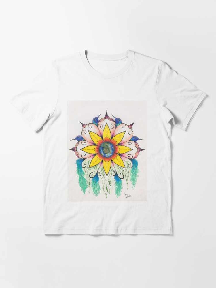 Alternate view of Symphony of Summer Essential T-Shirt