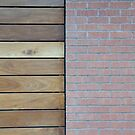 wood & brick by MsMoll