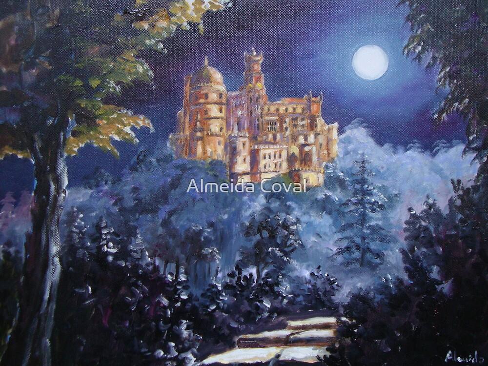 mountain moon sintra.. by Almeida Coval