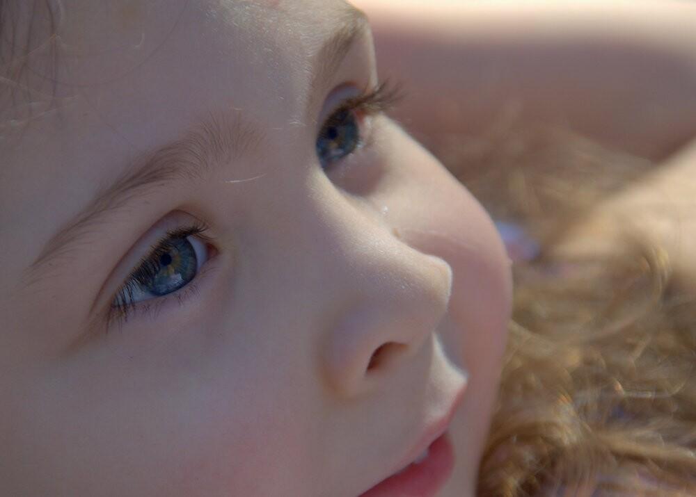 In my daughters eyes by mekea